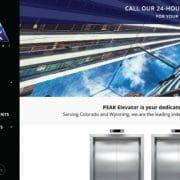 طراحی سایت آسانسور