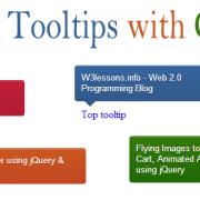 ایجاد tooltip با استفاده از CSS