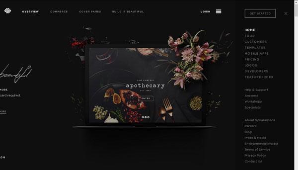 روش های طراحی سایت در سال 2017