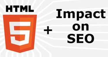 تاثیر html5 بر سئو سایت