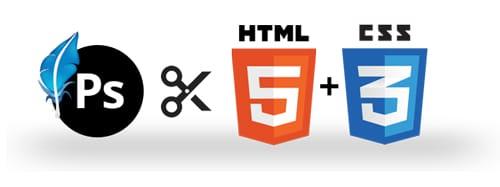 تبدیل psd به html