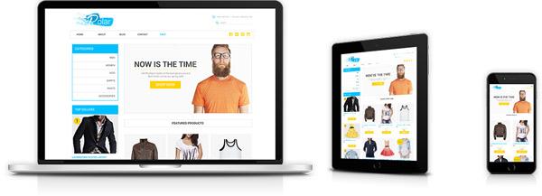 طراحی سایت فروشگاهی ریسپانسیو